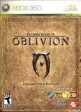 Elder Scrolls IV: Oblivion, The -- Collector's Edition (Xbox 360)